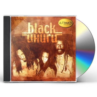 Black Uhuru ULTIMATE COLLECTION CD