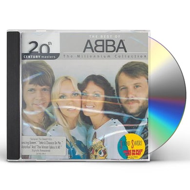Abba 20TH CENTURY MASTERS: MILLENNIUM COLLECTION CD
