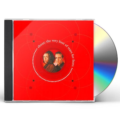 SHOUT: THE VERY BEST OF TEARS FOR FEARS CD
