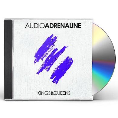 Audio Adrenaline KINGS & QUEENS CD