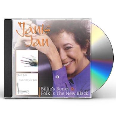 Janis Ian BILLIES BONES / FOLK IS THE NEW BLACK CD