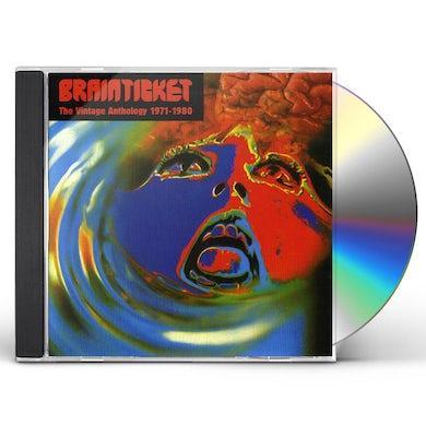 Brainticket VINTAGE ANTHOLOGY 1971-1980 CD