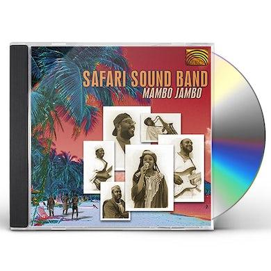Safari Sound Band MAMBO JAMBO CD