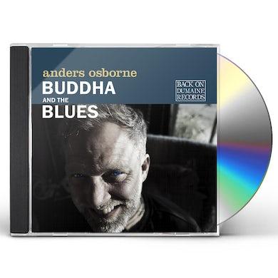 Anders Osborne BUDDHA AND THE BLUES CD