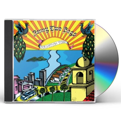 Jonny Two Bags SALVATION TOWN CD