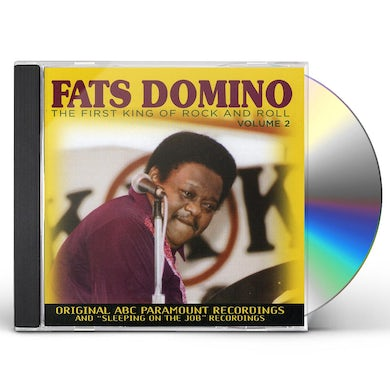 Fats Domino FIRST KIND OF ROCK & ROLL 2 CD