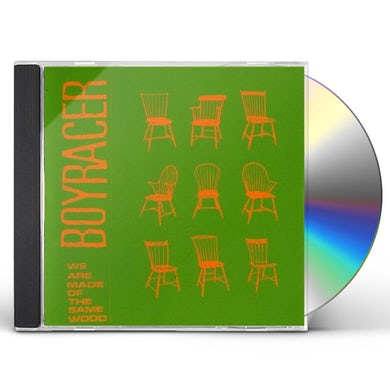 Boyracer WE ARE MADE OF THE SAME WOOD CD