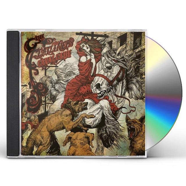 The Flatliners CAVALCADE CD