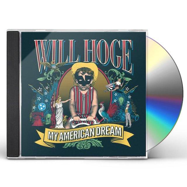 Will Hoge MY AMERICAN DREAM CD