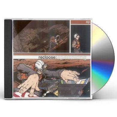 Recloose SPELUNKING CD