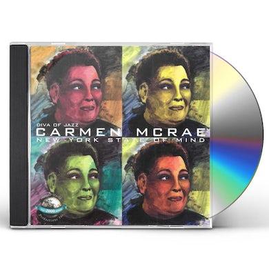 Carmen McRae Diva Of Jazz: New York State Of Mind CD