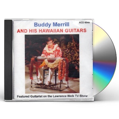 Buddy Merrill HAWAIIAN GUITARS CD