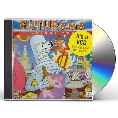 FUTURAMA: VOL. 2-EPISODES 6-9 CD