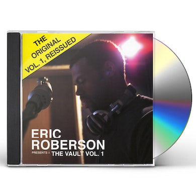 Eric Roberson PRESENTS: THE VAULT 1 CD