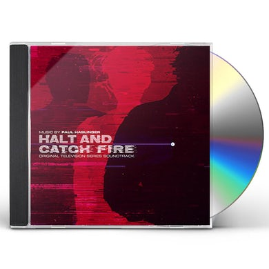 Paul Haslinger HALT & CATCH FIRE / Original Soundtrack CD