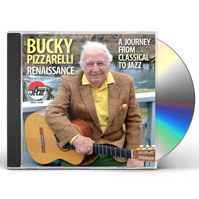 RENAISSANCE: A JOURNEY FROM CLASSICAL TO JAZZ CD