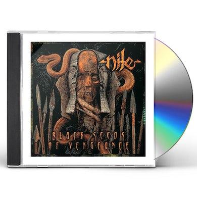 Nile BLACK SEEDS OF VENGEANCE CD