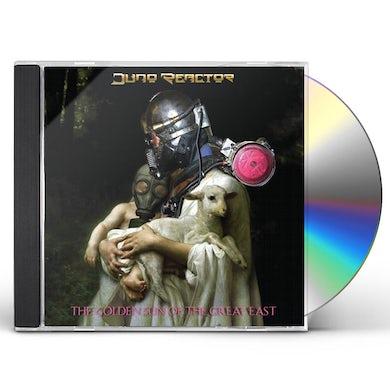 Juno Reactor GOLDEN SUN OF THE GREAT EAST CD