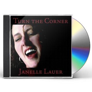 Janelle Lauer TURN THE CORNER CD