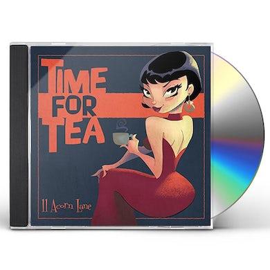 TIME FOR TEA CD