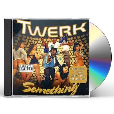 T-Pain TWERK SOMETHING CD