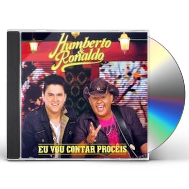 Humberto & Ronaldo EU VOU CONTAR PROCIS CD