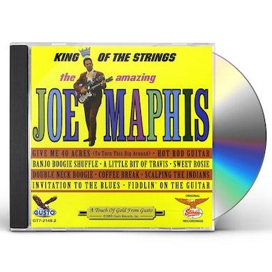 Joe Maphis KING OF THE STRINGS CD