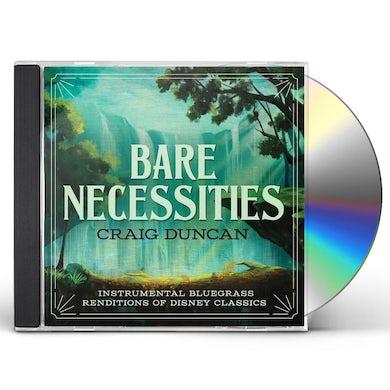 BARE NECESSITIES: INSTRUMENTAL BLUEGRASS RENDITIONS OF DISNEY CLASSICS CD