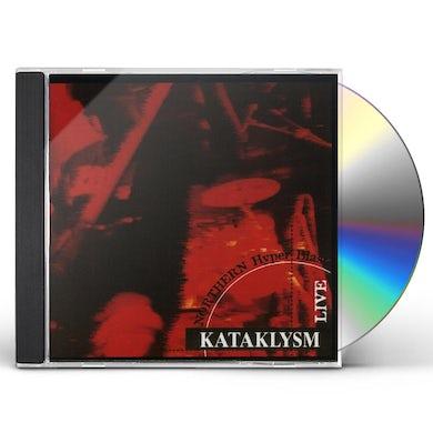 Kataklysm NORTHERN HYPER BLAST LIVE CD