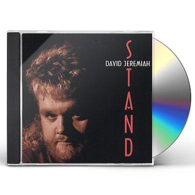 David Jeremiah STAND CD