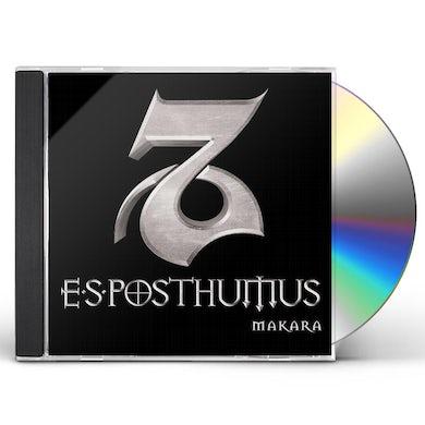 E.S. Posthumus MAKARA CD