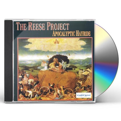 Reese Project APOCALYPTIC HAYRIDE CD