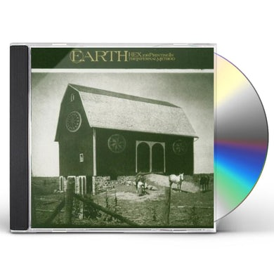 EARTH  HEX: OR PRINTING IN THE INFERNAL METHOD CD