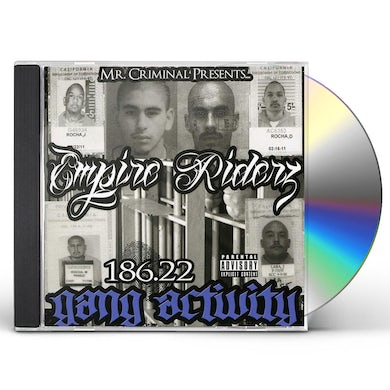 Empire Riderz 186.22 GANG ACTIVITY CD
