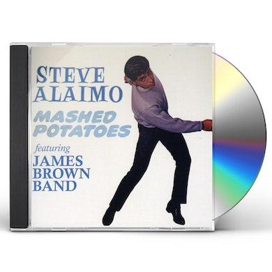 Steve Alaimo MASHED POTATOES CD