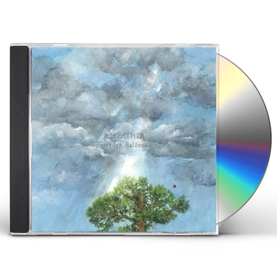 Weather EVERYDAY BALLOONS CD