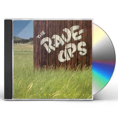 Rave-Ups TOWN + COUNTRY CD
