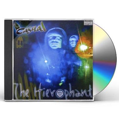 Casual HIEROPHANT CD