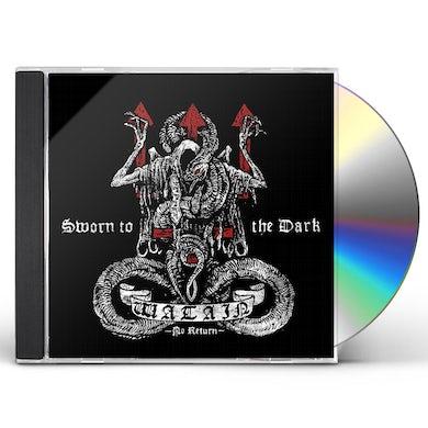 Watain SWORN TO THE DARK CD