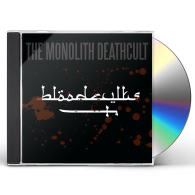 Monolith Deathcult BLOODCVLTS CD