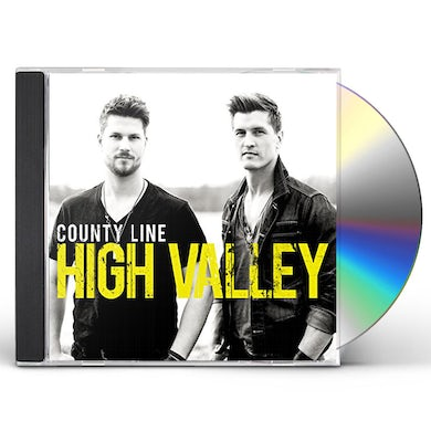 High Valley COUNTY LINE CD