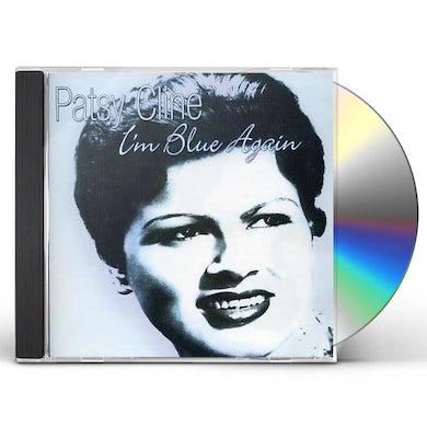 Patsy Cline I'M BLUE AGAIN CD