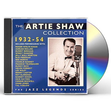 Artie Shaw COLLECTION 1932-54 CD