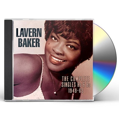 Lavern Baker COMPLETE SINGLES AS & BS 1949-62 CD