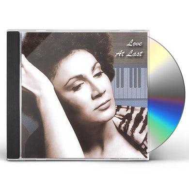 Rebecca LOVE AT LAST CD