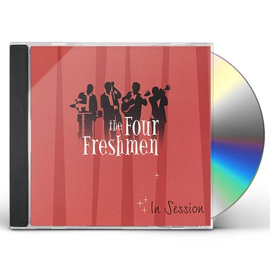 Four Freshmen IN SESSION CD