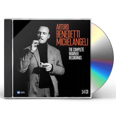 Arturo Benedetti Michelangeli COMPLETE WARNER RECORDINGS CD
