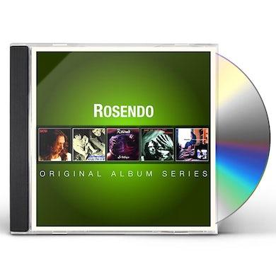 Rosendo ORIGINAL ALBUM SERIES CD
