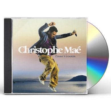 Christophe Mae COMME A LA MAISON CD