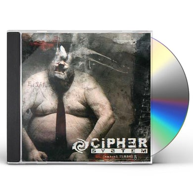 Cipher System CENTRAL TUNNEL EIGHT CD
